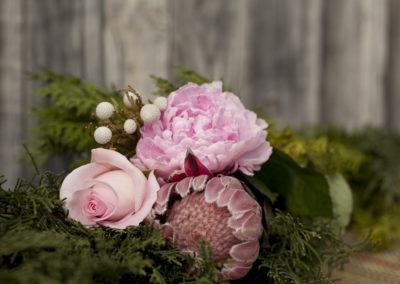 Arte floral Una Vez en la Vida