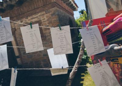 organizacion de bodas entrada banquete